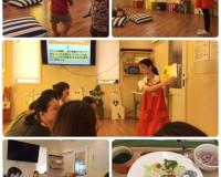 7月19日、ベビーサイン基礎クラス2回目のレッスンでした。