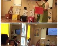 7月20日、夏の健やか肌ケアのイベントでした。