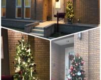 今年も、クリスマスツリーを始めました!