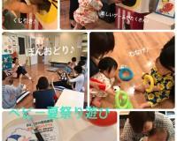 クラスの様子(7月夏祭り)