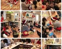 クラスの様子(12月クリスマス)